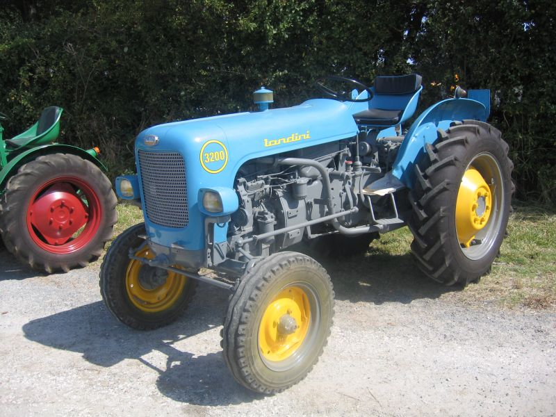 tracteur ancien renault